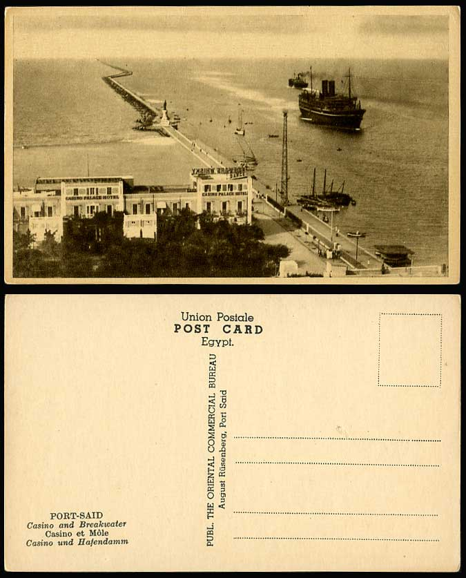 Casino palace port said