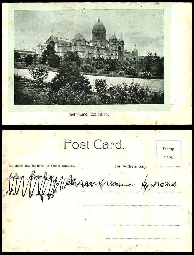 how to send postcards melbourne